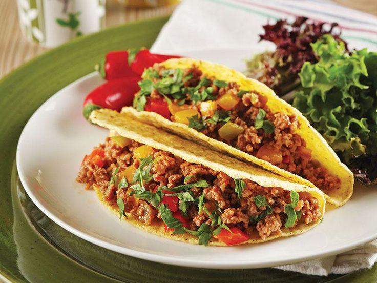 Tacos (Meksika Mutfağı) Tarifi - Lezzet