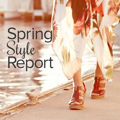 Aerosoles 2015 Spring Style Report. Your personal guide to this season's fresh and fabulous looks.