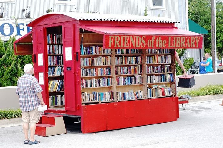 On National Bookmobile Day, 12 Amazing Bookmobiles That Show the Power of Books and Reading