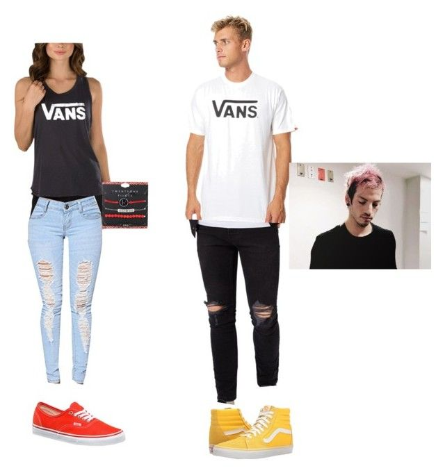 Josh Dun by madison5634 on Polyvore featuring polyvore, Vans, Hot Topic, Topman, fashion, style and clothing
