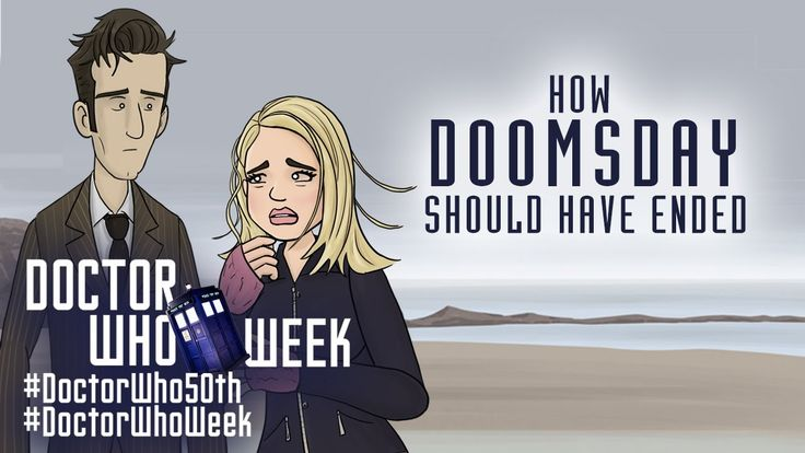 Doctor Who:  How Doomsday Should Have Ended... OMG!!!