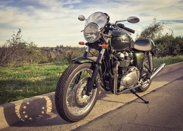My Thruxton 900