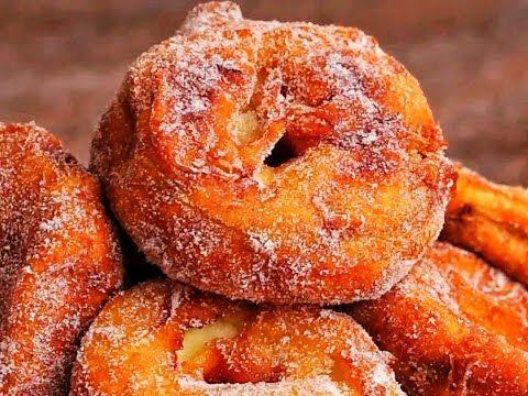 Prosty przepis na donuty z jabłkiem - Ciach-bajera.pl - Ułatw sobie życie sprytnymi pomysłami