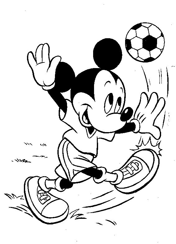 100 best coloring pages images on Pinterest Children coloring - fresh coloring pages mickey mouse free