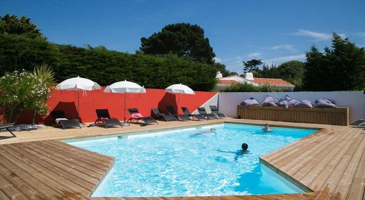 Hôtel La Villa en L'île , Noirmoutier-en-l'lle, France - 749 Commentaires Clients . Réservez maintenant ! - Booking.com
