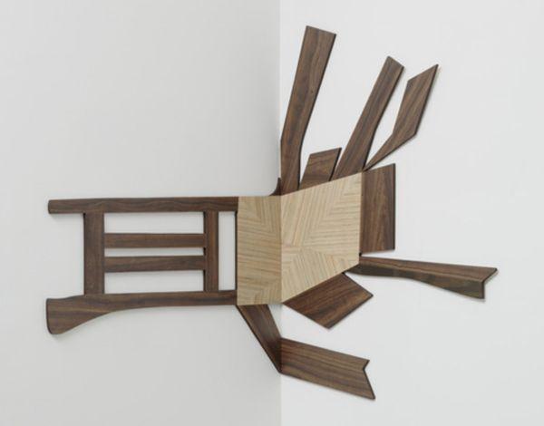 Splatter Chair 1 by Richard Artschwager  https://www.artexperiencenyc.com/social_login/?utm_source=pinterest_medium=pins_content=pinterest_pins_campaign=pinterest_initial