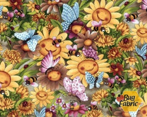 Best selections of kids fabrics @ bugfabric.com - check it out, you'll be amazed.  Also has kits and patterns.