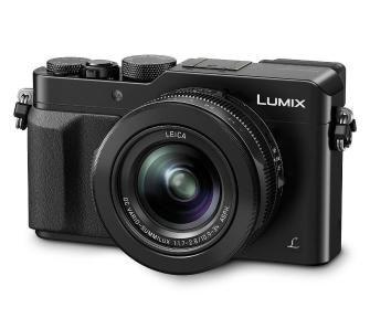 aparat cyfrowy Panasonic DMC-LX100 (czarny)