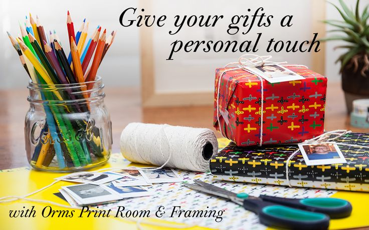 Give your gifts a personal touch with Orms Print Room and Framing! http://www.ormsprintroom.co.za/2014/11/27/gift-ideas/ #iprintwithorms