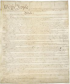 The first meeting of the Constitutional Congress was held on September 17, 1787, which was when the signing of the Constitution of the United States occurred.