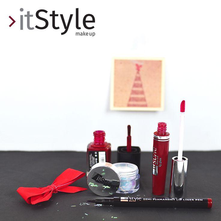 Prêtes Pour le réveillon ?  Preparez Votre Kit #soirée dans vos boutiques #itstylemakeup et Vos Bar à Ongles, sourcils et Makeup avec des professionnelles à votre service! #nailart #gel #smalto cosmetics #cosmetic #eyeliner #lashes #mascara #base #concealer #eyebrows #eyes #foundation #lash #palettes #primers #glitternails
