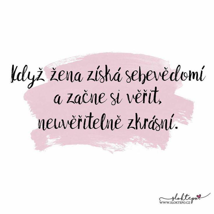 Krásný čtvrtek všem krásným a sebevědomým ženám. ☕ #sloktepo #motivacni #hrnek #miluju #kafe #citaty #zivot #domov #darek #stesti #laska #zena #krasa #rodina #czech #czechgirl #czechboy #praha