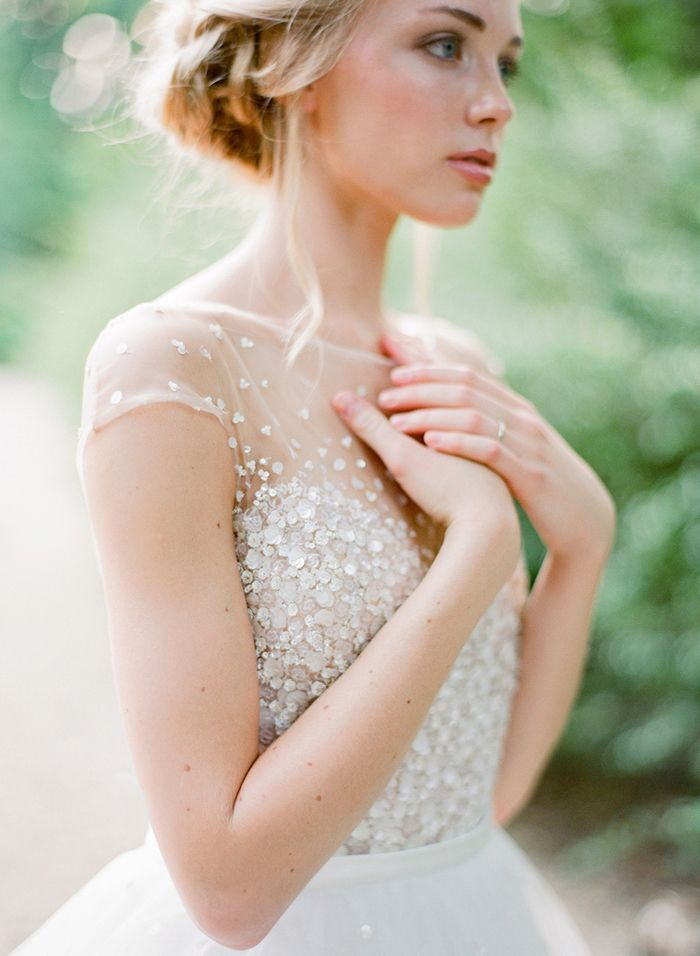 A Classic Love Story | Wedding Ideas | Oncewed.com