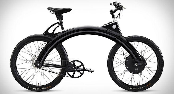 A PiCycle™  é a bike perfeita para qualquer geek: elétrica, partida com uma chave usb, wi-fi para compartilhar dados de trajeto, velocidade e distância com um smartphone e chega a 35 km/h, sendo assim, perfeita para ir trabalhar.   Recarregar é facil como pedalar ou ligar na tomada e o quadro com estilo moderno é patenteado.       ...
