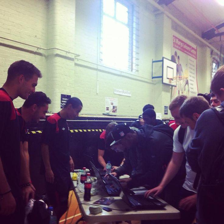 Team Solent FC  http://www.teamsolent.com/football