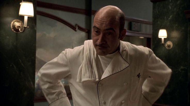 The Sopranos, Unidentified Black Males   Episode aired 2 May 2004 Season 5 | Episode  9, John Ventimiglia. Artie Bucco