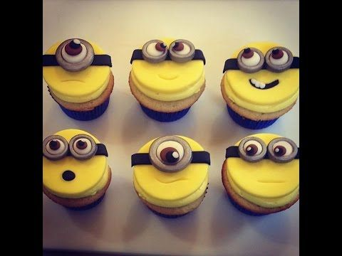 Minion Cookies - Easy DIY Decorating Tutorial - YouTube