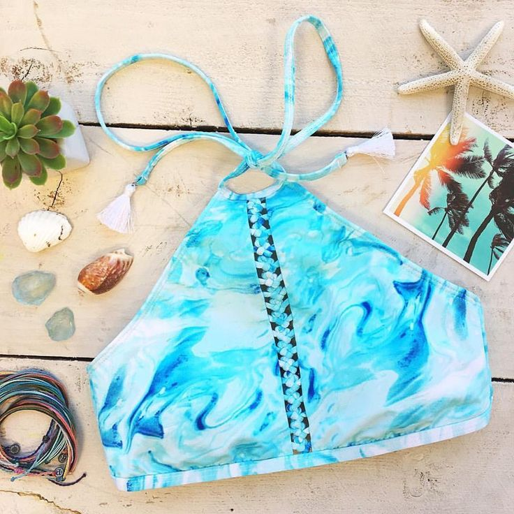 Official Sale Online Quality Free Shipping Low Price Essential Top - Sea Glass Top by VIDA VIDA Cheap Best Prices Best Deals PMdkiRLfDN