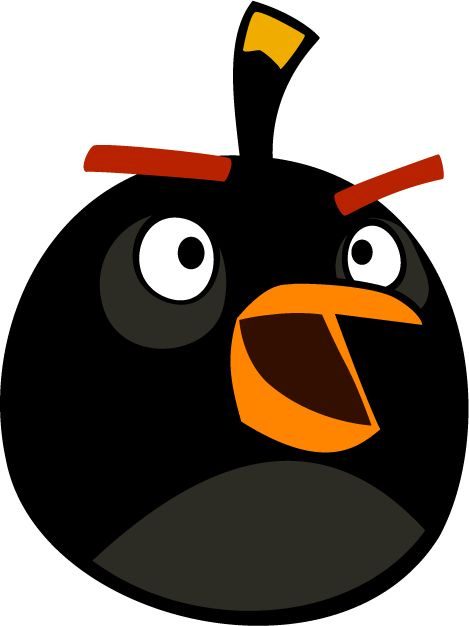 14 best angry birds images on pinterest angry birds a character and the bad. Black Bedroom Furniture Sets. Home Design Ideas