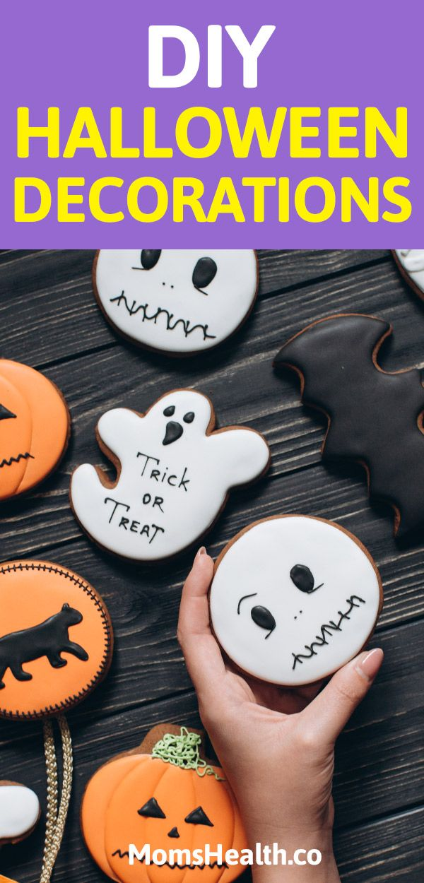 DIY Halloween Decorations for Outdoor DIY and Crafts Pinterest