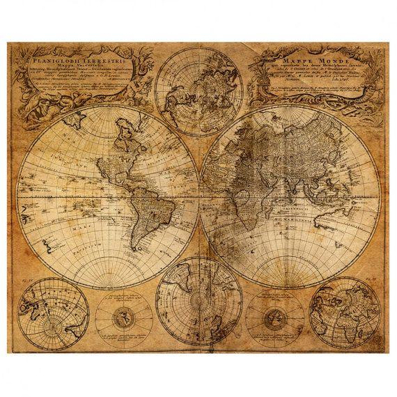 les 29 meilleures images du tableau map carte mappemonde planisph re sur pinterest carte. Black Bedroom Furniture Sets. Home Design Ideas