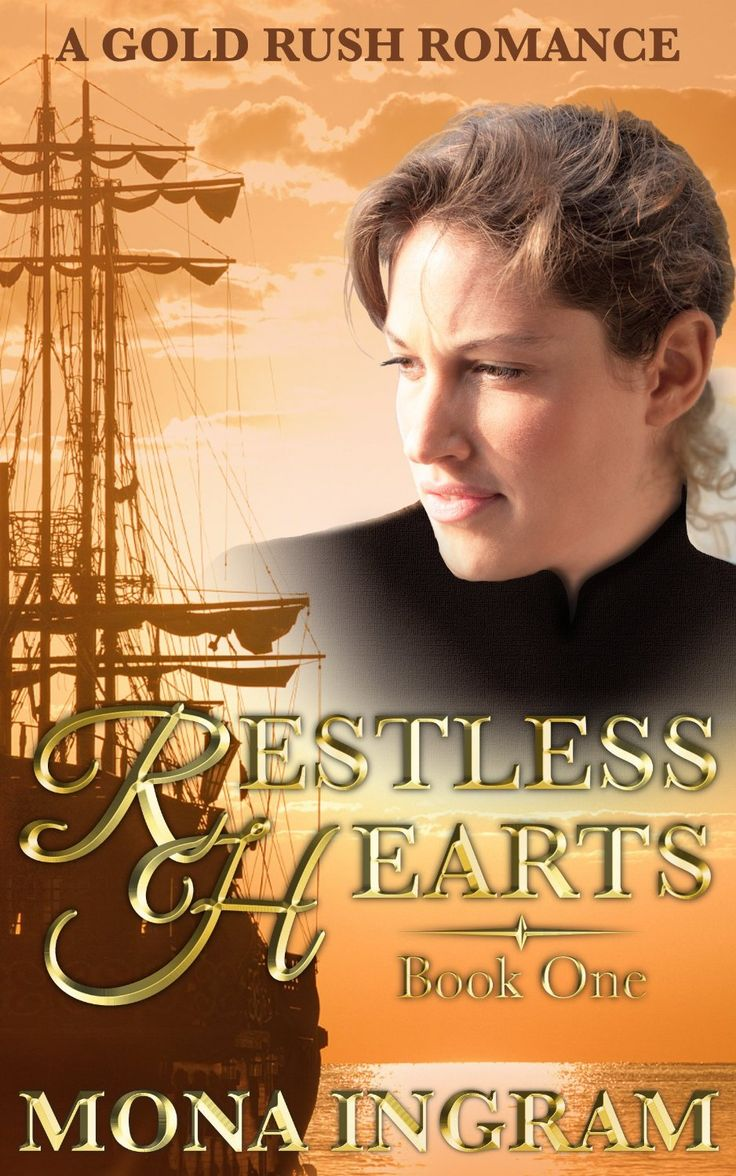 385 best free romance kindle books images on pinterest romances restless hearts a san francisco gold rush romance gold rush romances book by mona ingram fandeluxe Image collections