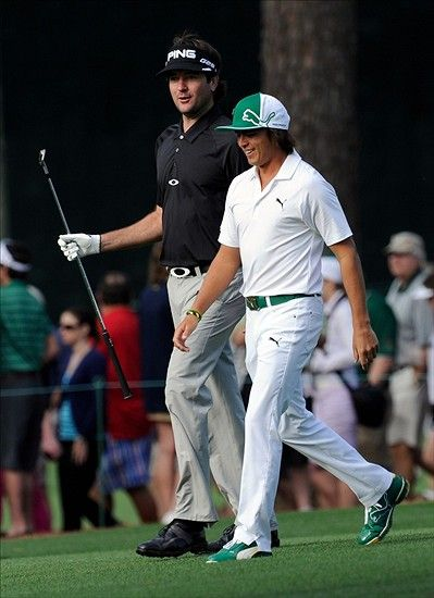 Bubba Watson Is Getting No Respect At The Masters