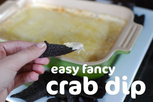 we will definitely try it if @citymama's serving this up! @hollywoodhousewife: Fancy Crabs, Yummy Food, Crabs Dips Recipes, Dips Chips, Easy Crabs, Citymama Serving, Yummy Appetizers, Yummy Dips, Parties Food