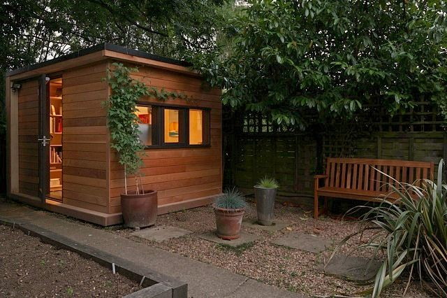 10' x 7' in.it studio shed klor - exterior