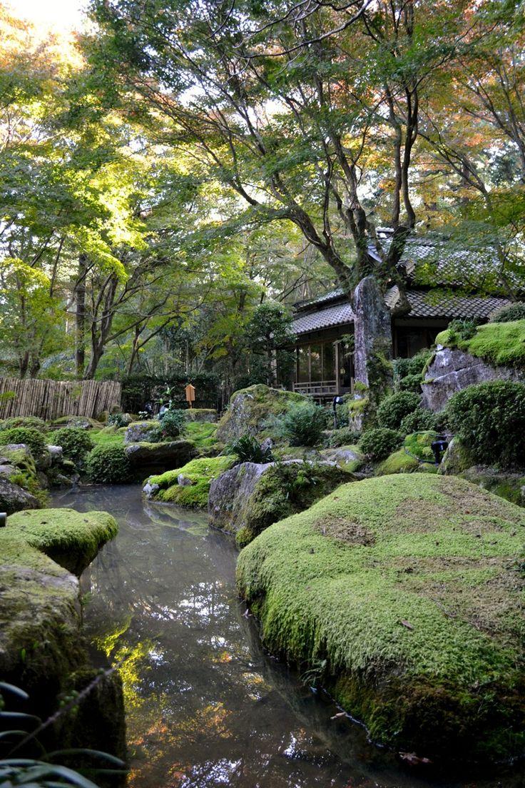 Ancient japanese gardens - Kyorinbo Rock Garden Kyorinbo Is A Local Buddhist Temple In Zen Gardenswater Gardensjapanese