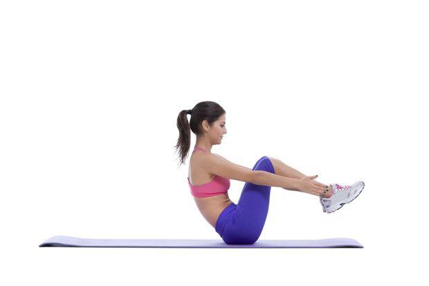 Nincs időd edzeni, de vészesen közeleg a bikiniszezon? Megmutatjuk a leghatékonyabb hasizomedzést: Elég napi 7 percet sportolnod ahhoz, hogy ny�...