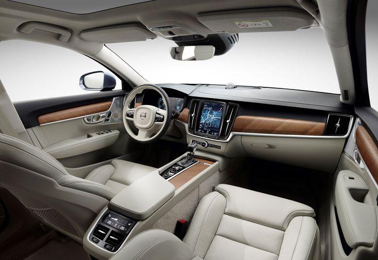 Volvo S90 Interior