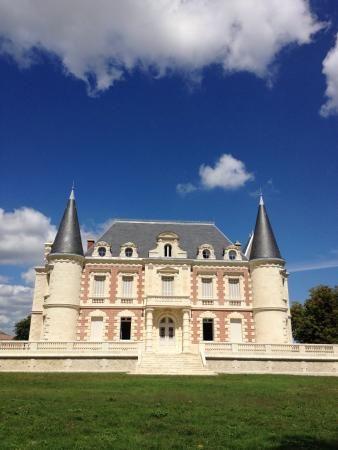 Chateau Lamothe Bergeron, France