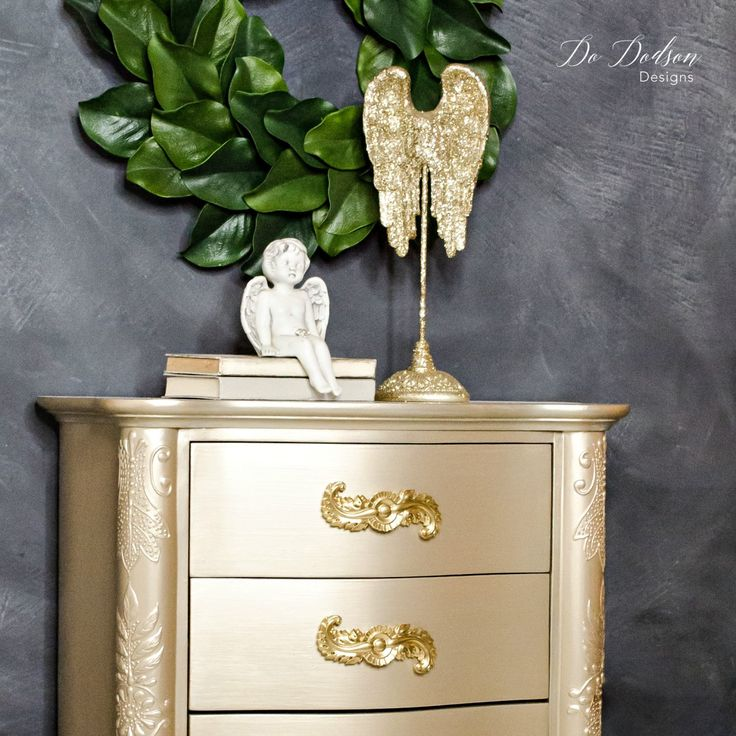 Cool Painted Nightstands