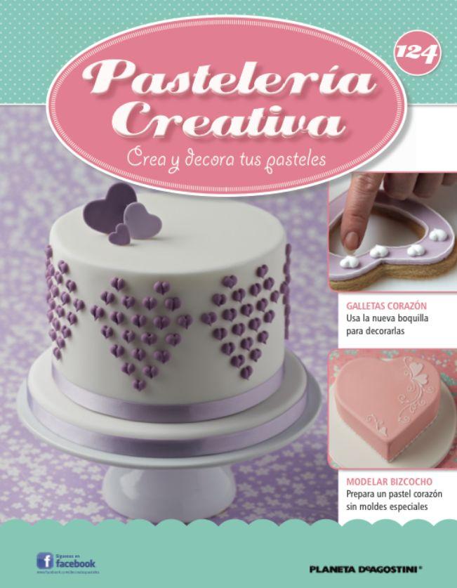 Fascículo 124 de Pastelería Creativa