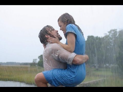 haha scenes from the notebook put to a defferent storyline