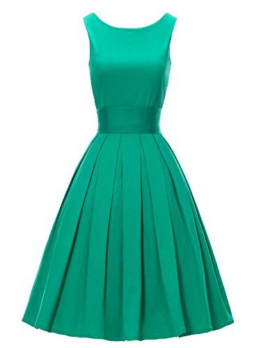 Luouse Sommer Damen Ohne Arm Kleid Dress Vintage petticoat kleid Junger abendkleid LUOUSE http://www.amazon.de/dp/B0123BR3A8/ref=cm_sw_r_pi_dp_AnJPwb18GNNQT