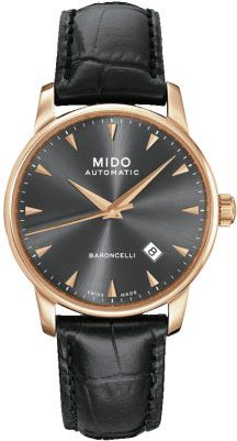 M8600.3.13.4, M86003134, Mido baroncelli watch, mens