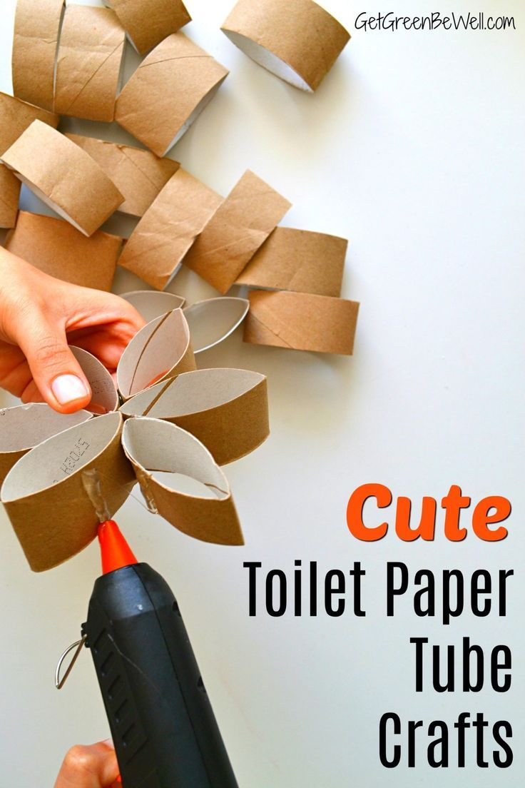 Toilet Paper Art For Kids