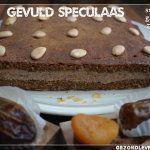 Recept gevuld speculaas suikervrij, glutenvrij en zuivelvrij