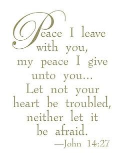 Peace: John 14 27, Favorite Bible Verses, Bible Verses 3, Bible Ver 3, Bible Verses3, Spiritual Ver, Favorite Ver, Wonder Peace, John 1427
