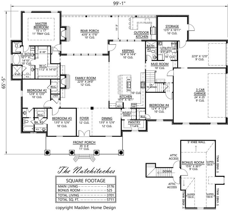 117 best homes images on pinterest floor plans dream for Madden house plans