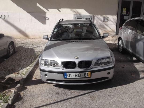 BMW 320diesel 150cv Valor Fixo preços usados