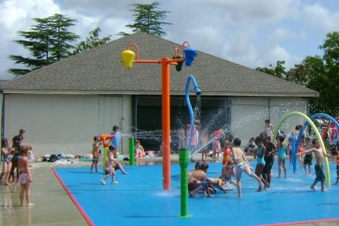 19 best images about splash pads on pinterest water playground panama city and family resorts for Amarillo parks and recreation swimming pools
