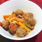 Lamb+meatballs+with+couscous
