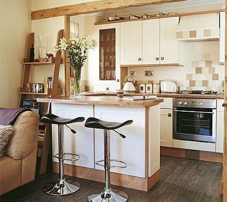 Salon cocina americana peque a buscar con google home for Cocina americana y salon