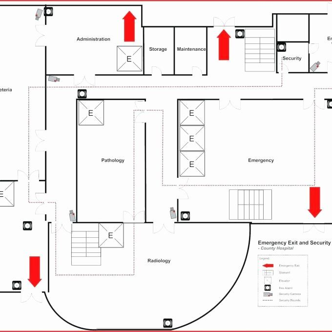 Home Evacuation Plan Template Fresh 34 Blank Emergency Evacuation Floor Plan 100 100 How To Plan Evacuation Plan Memorial Cards For Funeral