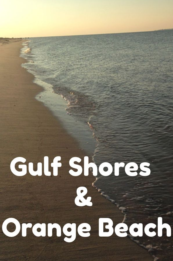 Top Attractions in Gulf Shores & Orange Beach away from the Beach