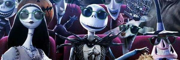 How Nightmare Before Christmas cast do 3-D