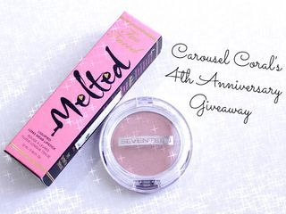 Carousel Coral's 4th Anniversary Giveaway.